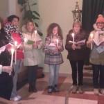 Messa candelora 2012