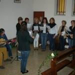 Matrimonio Chiesetta degli Oblati 2007