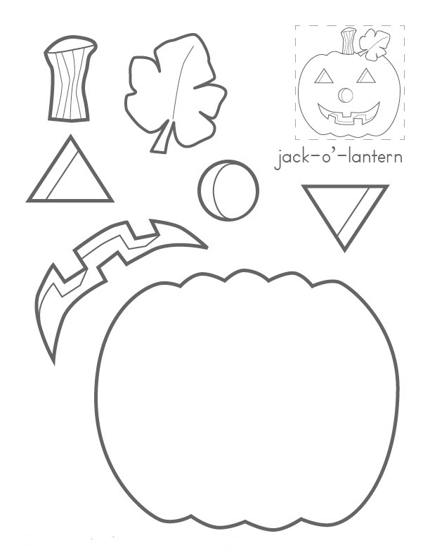 cutting practice coloring pages - photo#26