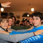 Gruppi giovanissimi 1 e 2 superiore - 14 dicembre 2013 - Giochi sulla fiducia