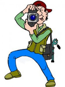 Caccia fotografica