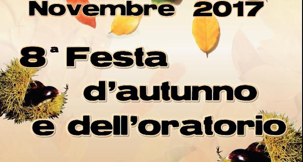 VIII Festa d'autunno e dell'oratorio