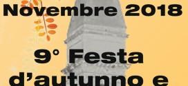 IX FESTA D'AUTUNNO E DELL'ORATORIO