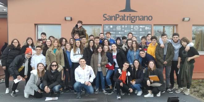 Giovani al campo scuola – San Patrignano