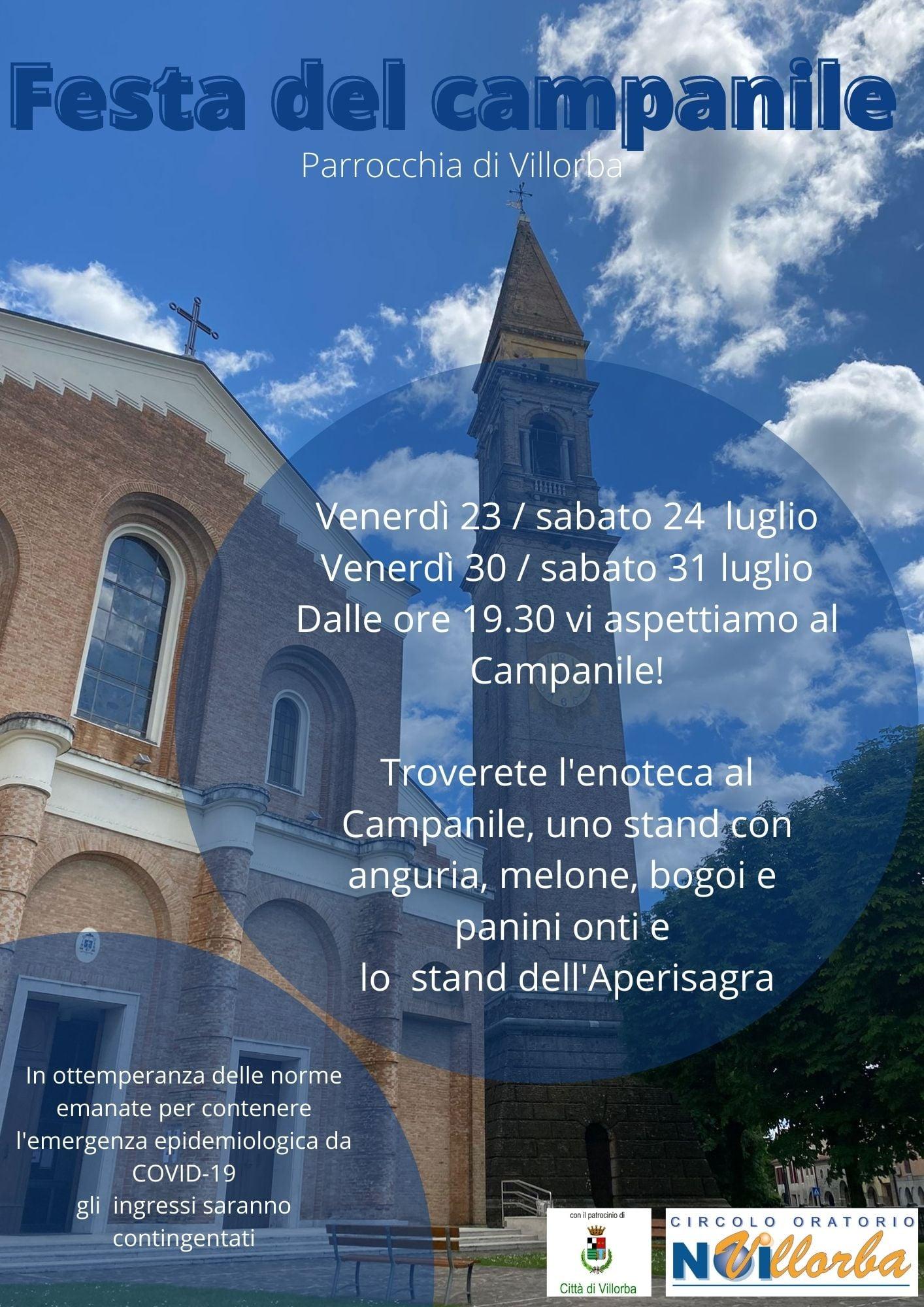 Festa del campanile - Parrocchia di Villorba